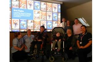 Crestron supports cinema project at children's hospice