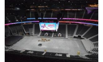 T-Mobile Arena provides excellent fan experience