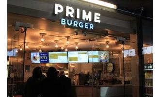 Digital menus boost burger chain store sales
