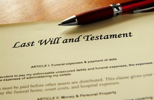 Most Britons unaware of professional executor fees