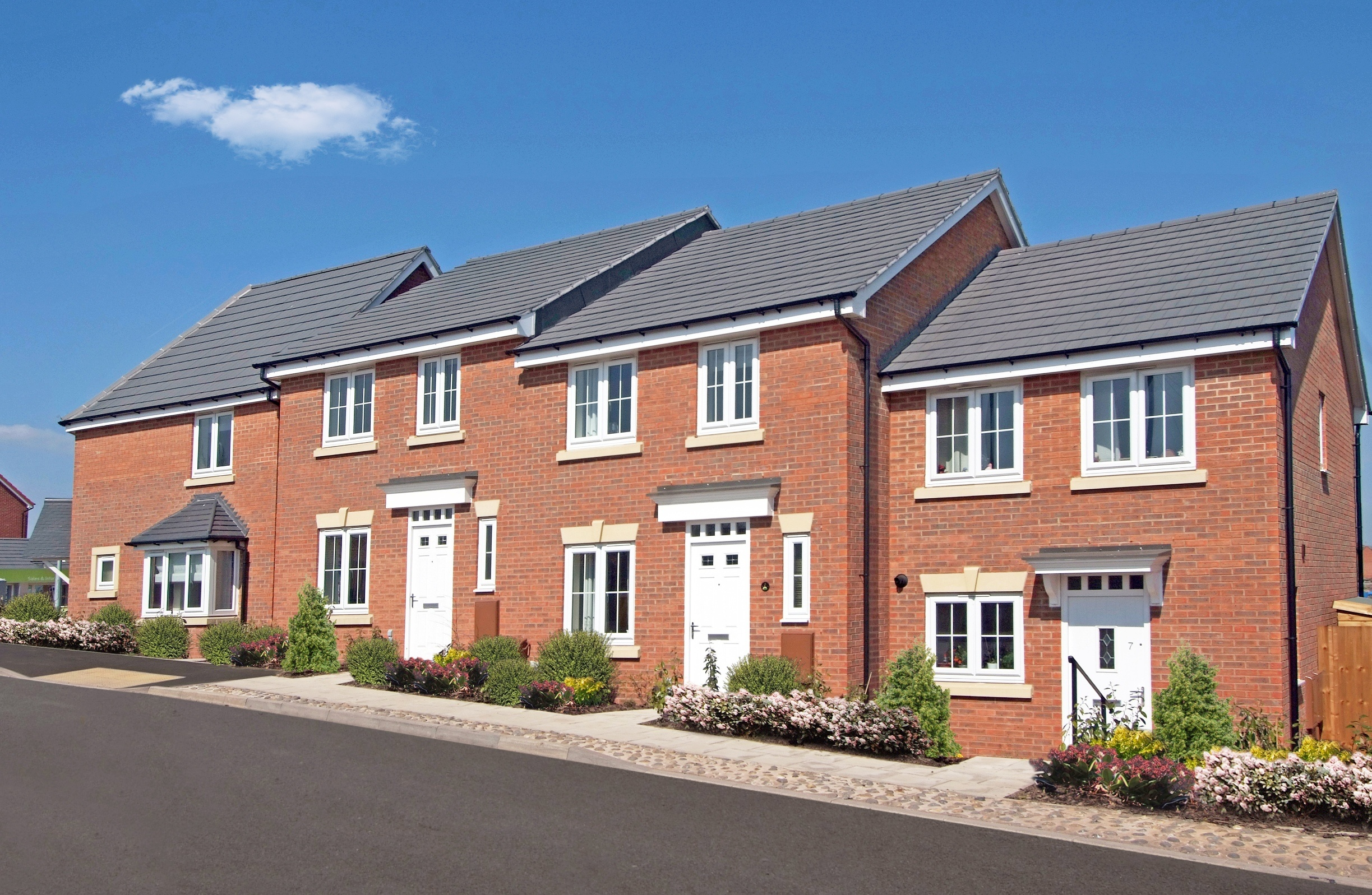 House builders pledge to build more homes for Builder home