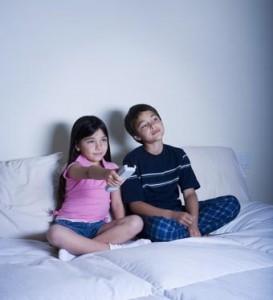 Child TV bedroom