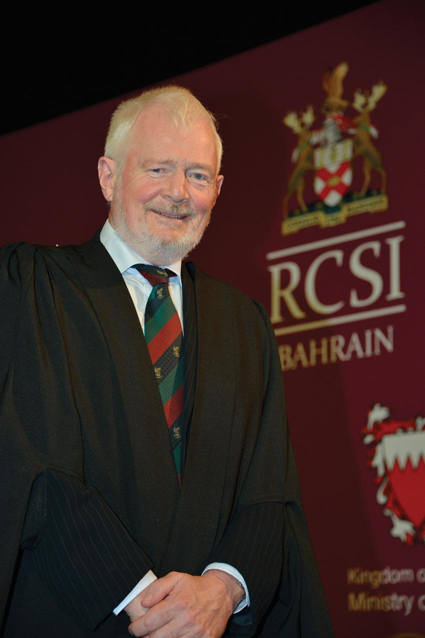 No torture in Bahrain hospitals,' RCSI tells Oireachtas