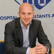 Dr Gerard McVey Treasurer IHCA