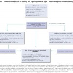 Figure 1 Overview of Approach to Starting and Adjusting Insulin in Type 2 Diabetes