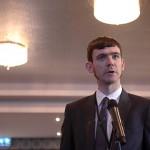 New IMO President, Dr John Duddy