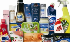 Photo of mn unilever products1