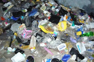 Axion  mixed plastic waste