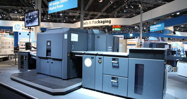 EXCLUSIVE: HP readies for further digital print growth in 2016