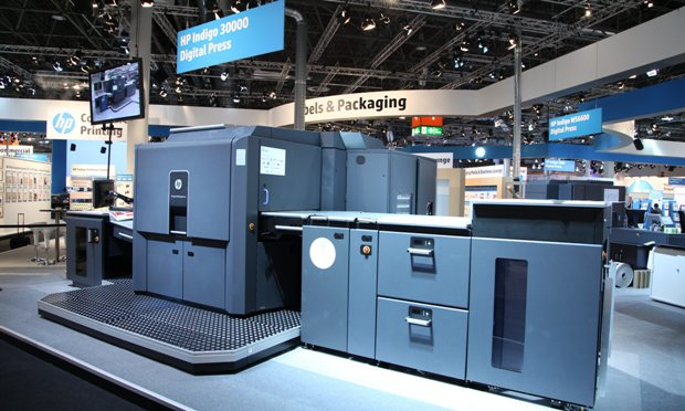 Exclusive Hp Readies For Further Digital Print Growth In 2016