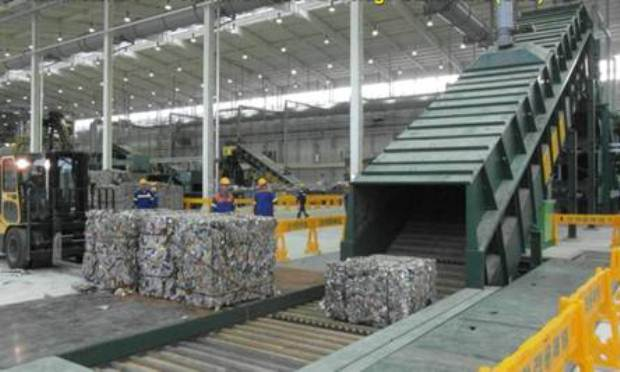 Novelis claims largest beverage can recycling operation in for Household waste recycling centre design
