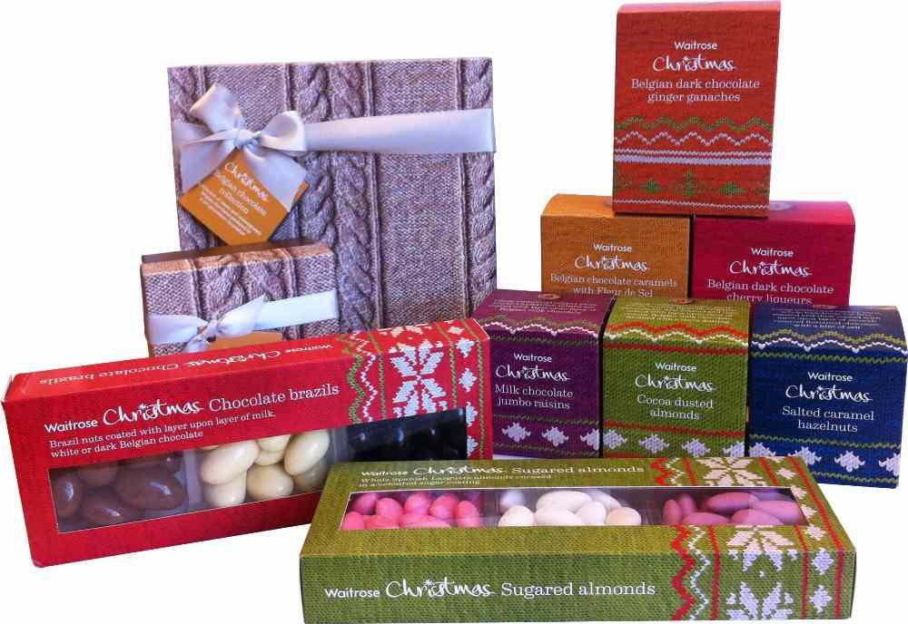 New Vision Completes Waitrose Christmas Packs