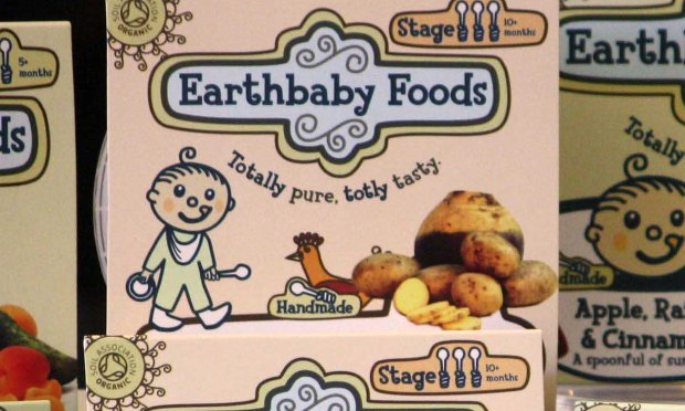 Earthbaby Foods turns to Create-a-Brand for new packs