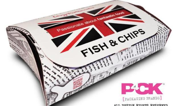 Fish And Chips Takeaway Pack Unveiled