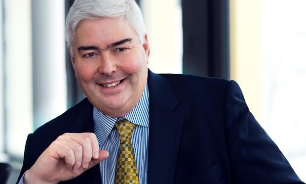 Ball Packaging Europe president Colin Gillis