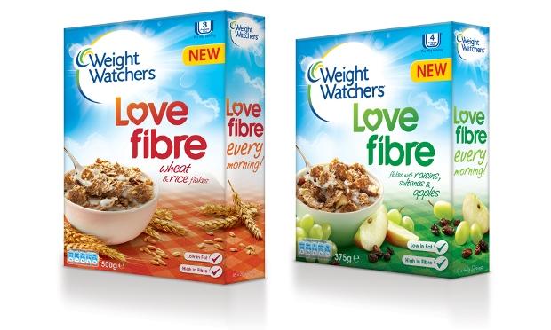 Weight Watchers Love Fibre visual