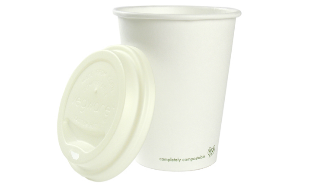 Photo of Vegware hotcups LV 12C with lid 800x