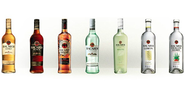 Bacardi introduces 'sustainably designed' bottles