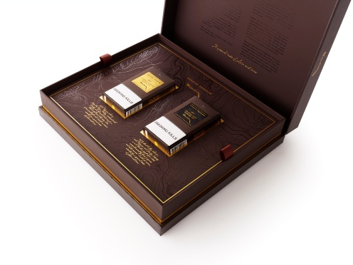 Dunhill Special Reserve Limited Edition Global Travel Retail Pack by Webb DeVlam