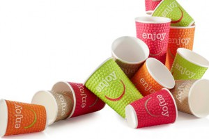 Huhtamaki Enjoy Double Wall Cups