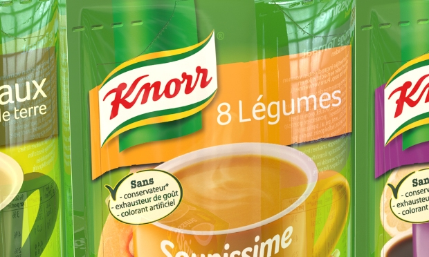 Knorr Instant Tomato Soup Photo of Knorr Instant Soups