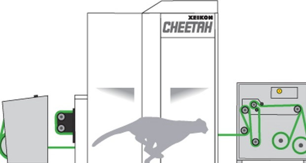 Xeikon Targets Record Digital Print Speed With Cheetah