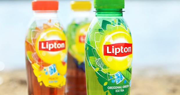 design bridge redesigns lipton ice tea bottle