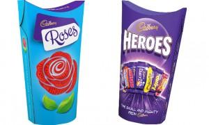 Cadbury's iconic 'Dorothy' Carton updated