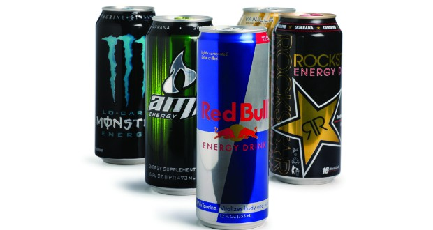 competition in energy drinks