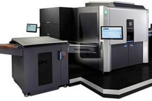 HP 10000 press