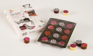 Innovia provides packaging for German chocolates