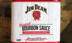 Beatson Clark creates bottles for Jim Beam sauce