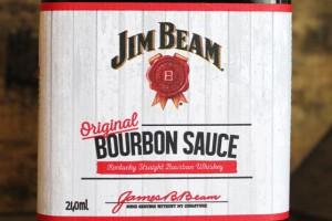 Jim Beam sauce crop