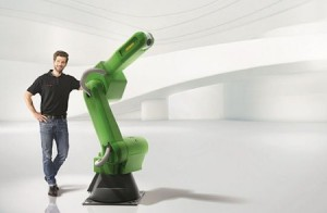 Fanuc launches 'world's highest' payload collaborative robot