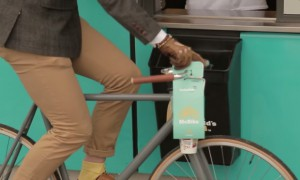 McDonalds launches McBike packaging