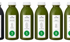 RPC delivers PET bottles for health juice bar