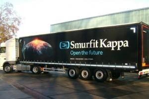 SMurfti kappa truck