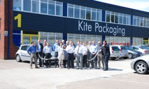 Kite Packaging opens new Portsmouth branch