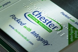 Chester Medical Braille
