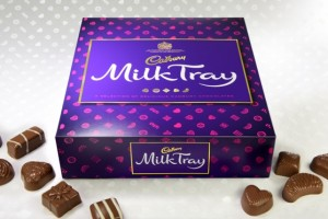 Cadbury Milk Tray LR