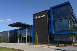 HB Fuller tech centre web