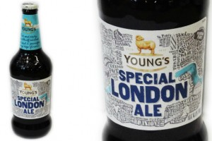 Young's Special London Ale bottle