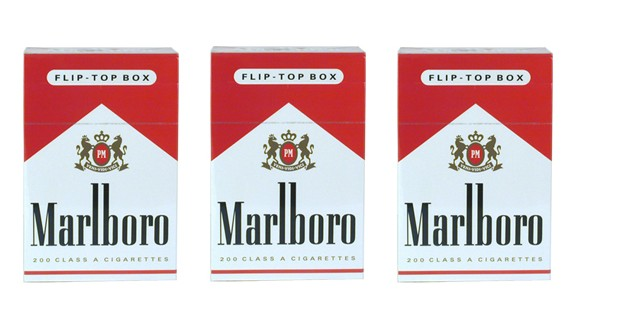 History of the world in 52 packs | 10  The Marlboro flip top box
