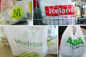 Supermarket bags