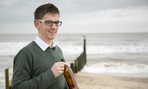 Adnams and O-I create UK's lightest branded beer bottle