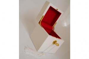 Bespoke wooden box - Finer Packaging