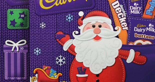 Image result for cadburys christmas