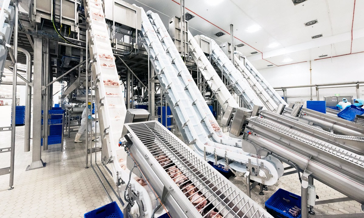 Ishida Boosts Saudi Arabian Poultry Firm Output
