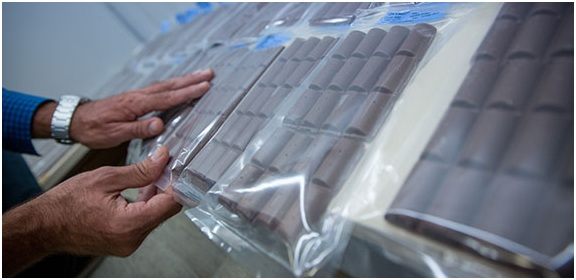 Nestlé conducts chocolate experiment to reduce packaging