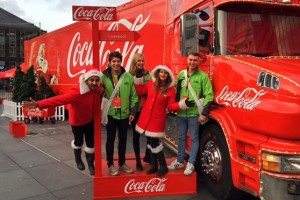 CocaCola Truck Tour 2015